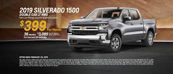 100 Chevrolet Truck Lease View New Specials At Handy