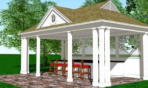 Harmonious Pool Pavilion Plans by 17 Harmonious Pool Pavilion Plans Building Plans 33076