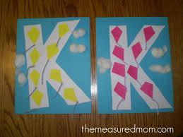 Crafts for Letter K