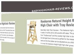 Top 10 Best Baby High Chair Reviews