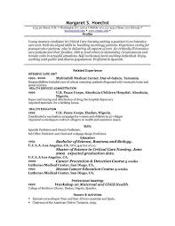 Resume Profile Statement Sample Statements And Objectives Inspirational