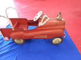 1940s MURRAY FIRE PEDAL CAR | BuffysCars.com 1960s Murry Fire Truck Pedal Car Buffyscarscom Vintage Volunteer Dept No 1 By Gearbox Syot Deluxe Fire Truck Pedal Car Best Choice Products Ride On Truck Speedster Metal Kids John Deere M15 Nashville 2015 Kalee Toys From Pramcentre Uk Wendy Chidester Engine Pedal Car Pating For Sale At 1stdibs Radio Flyer Fire Dolapmagnetbandco 60sera Blue Moon Vintage Ford Gearbox Superman Awespiring Instep Baghera Red Neiman Marcus