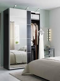 miroir pour chambre adulte dressing pour chambre idées fonctionnelles modernes