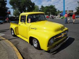 The Classic Pickup Truck Buyer S Guide The Drive Types Of 55 Chevy ...