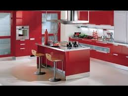 50 Best Design Ideas Kitchen Themed Red Color