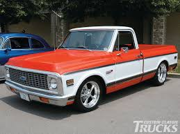 68 72 Chevy Trucks - Auto Electrical Wiring Diagram