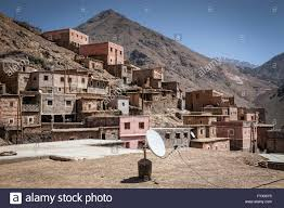 Pictures Of Adobe Houses by Berber Of Adobe Houses In The High Atlas Azilal Morocco