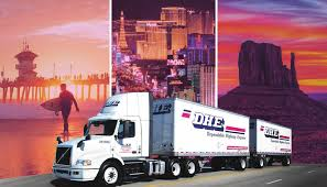 100 Dhe Trucking LTL Overnight Shipping Two Million Square Feet USA Import Logistics