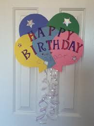 Birthday Decorations With Construction Paper Image Inspiration Of