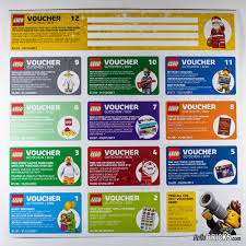Lego Store Vouchers - Active Discount