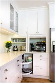 Corner Kitchen Cabinet Storage Ideas by Corner Kitchen Shelf Design For Modern Kitchen Style U2013 Modern
