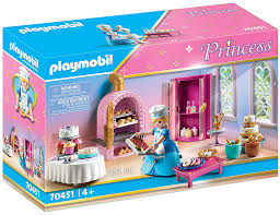 playmobil princess schlosskonditorei 70451