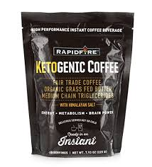 Rapidfire Ketogenic Coffee Full Review Does It Work