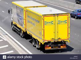 100 Ikea Truck Rental Transport Rear Stock Photos Transport Rear Stock