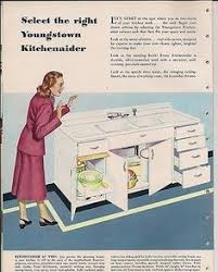 Vintage Youngstown Kitchen Sink by Magazine Ad For Youngstown Kitchens Steel Diana Cabinet Sink