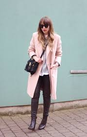 TODAY The Pale Pink Coat The Lovecats Inc