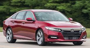 2018 Honda Accord Goes High Tech Consumer Reports