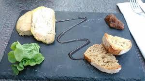 foie gras au macvin picture of le chalet du cervin besancon