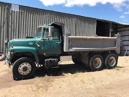 100 Tri Axle Dump Trucks 1978 Ford 9000 Tandem Truck For Sale The Dalles OR