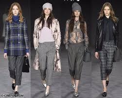 Daks Comfortable Business Casual Pants Fall Winter 2017 2018 Fashion Trends