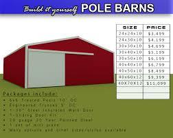 Pole Shed Pole Sheds Remarkable Project Peacesource