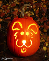 Minecraft Pumpkin Stencils Free Printable by Dog Pumpkin Carving Ideas Links To The Best Free Not So Scary