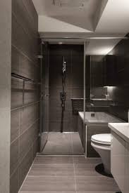 bathroom modern grey small bathroom design with slate tiles