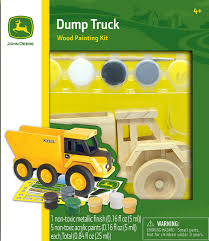 99 Truck Craft Masterpieces Puzzle Co Inc John Deere Dump Paint Kit