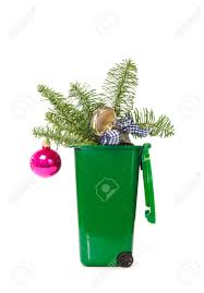 Chicago Christmas Tree Disposal by Litter Disposal Stock Photos Royalty Free Litter Disposal Images