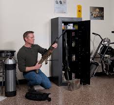 Stack On Tactical Steel Gun Security Cabinet by 16 Gun Tactical Firearms Security Cabinet