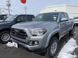 100 Used Toyota Tacoma Trucks For Sale 2019 Truck Access Cab Silver Sky In