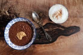 veganes schoko porridge utas glück