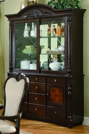 funiture the use of china cabinets as the functional and