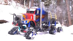 6X6X6 TRACKED SEMI TRUCK W/ Smoke Kit - Breaks Trail In SNOW ... Cheap Rc Semi Trailer Find Deals On Line At Alibacom Rc Heavy Wrecker Tow Truck Restoration Youtube Knight Hauler Electric Semi Truck Kit By Tamiya 114 Scale 116 Pickup Crawler 24g Car Kit Drone Accsories 56348 Mercedesbenz Actros 3363 6x4 Gigaspace Scale Pin Tim Model Trucks Pinterest Trucks Truck Kits Wpl C14 2ch 4wd Mini Offroad Semitruck With Metal Axial Wraith Rock Racer Offroad 4x4 Electric Ready To Run Custom Rc Archives Kiwimill Maker Blog Offroad Temukan Harga Dan Penawaran Diecast Online Terbaik 1 4 Scale Monster