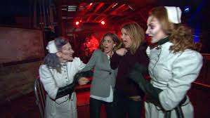 Eastern State Penitentiary Halloween Jobs by They U0027re At It Again Jenna Bush Hager And Natalie Morales Scream
