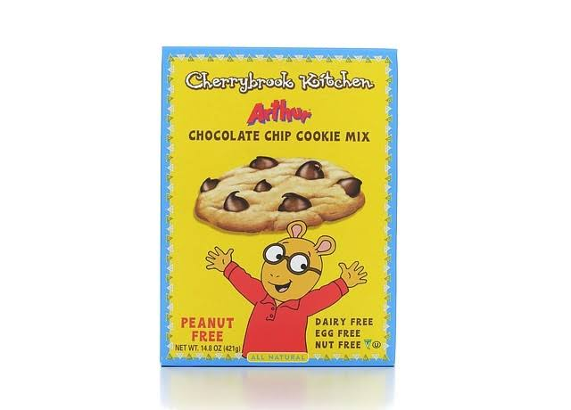 Cherrybrook Kitchen Chocolate Chip Cookie Mix - 14.8oz