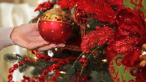 Type Of Christmas Trees Decorated In India by How To Decorate Your Christmas Tree Video Youtube