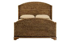 Seagrass Headboard And Footboard by Sherborne Queen Woven Bed Schneiderman U0027s Furniture Minneapolis