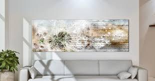 details zu wandbilder pusteblume leinwand bilder