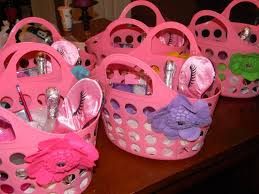 Spa Party Gift Baskets Brush Make Up And Polish For Each Best 25 S Per Ideas On Pinterest