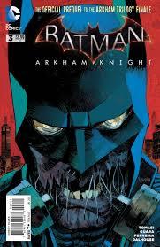 Batman Arkham Knight Vol 1 3