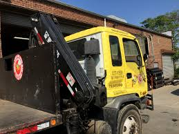 CDL Driver Job In NYC : Dump Truck And Knuckle Boom Operator