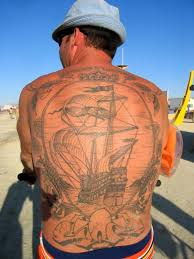Navy Seal Tattoo Design
