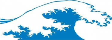 Ocean Waves Clipart Free Clipart
