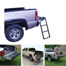 Truck Tailgate Ladder Portable Heavy Duty Climb Step Stair Safety ... Truck Steps Pickup Livingstep Tailgate Step Youtube 2019 Gmc Sierra 1500 Of The Future 2014 Ford F150 Xlt Review Motor 2015 Demstration Amazoncom Traxion 5100 Ladder Automotive 2018 Limited Tailgate Step Side View At 2017 Dubai Show Westin 103000 Truckpal Gator Innovative Access Solutions Portable Heavy Duty Climb Stair Safety Capsule Supercrew The Truth About Cars