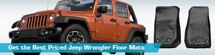 Jeep Jk Floor Mats by Jeep Wrangler Floor Mats Auto Car U0026 Truck Floor Mats Husky