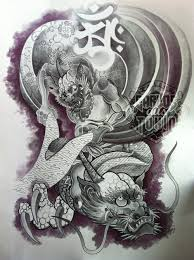 God Of War Tattoo Top Japanese Water Images For Tattoos