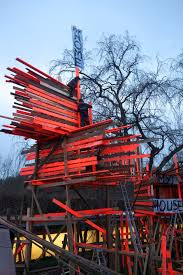 100 Arne Quinze INSTANT ARCHITECTURES My Home My House My Stilthouse