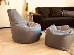 reserviert sitzsack sessel set wohnzimmer lounge bubibag