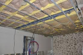 pose rail placo plafond un automne à l intérieur le de lo et céline